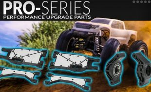 Pro-Line PRO-Series Performance Parts For The Traxxas X-MAXX [VIDEO]