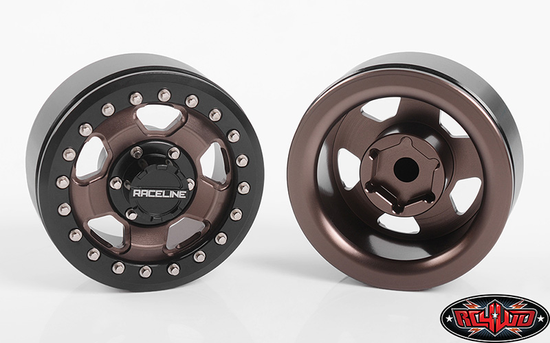 "RC4WD Raceline Combat 1.55"" Beadlock Wheels"