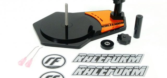 Raceform Short Course Truck Lazer Jig With 1/8 buggy Conversion Kit [VIDEO]