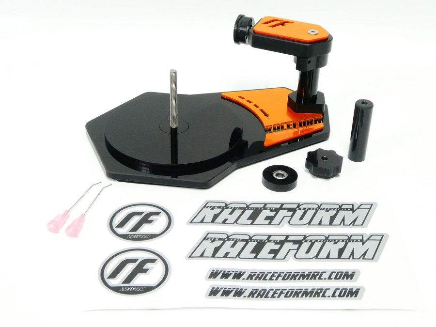 Raceform Short Course Truck Lazer Jig With 1/8 buggy Conversion Kit