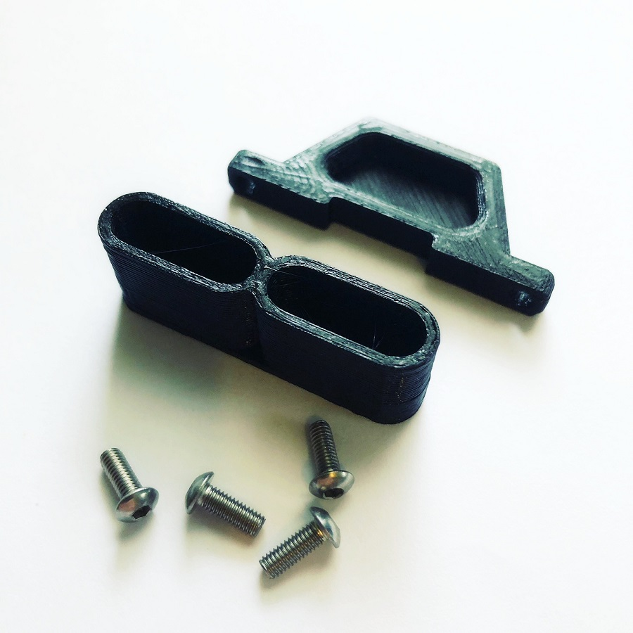 Schelle eBuggy 10mm Spacer & Rear Wall
