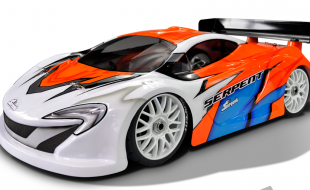 Serpent SRX8-GT 1/8 Nitro On-Road Car