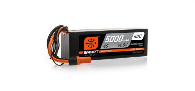 Spektrum Expands Smart Technology LiPo Battery Lineup