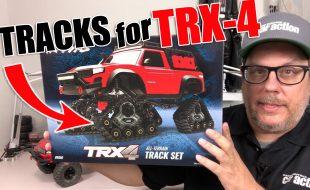 We Drive Traxxas' TRX-4 All-Terrain TRAXX! [VIDEO]