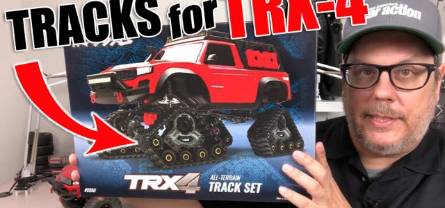 We Drive Traxxas' TRX-4 All-Terrain TRAXX! [VIDEO]