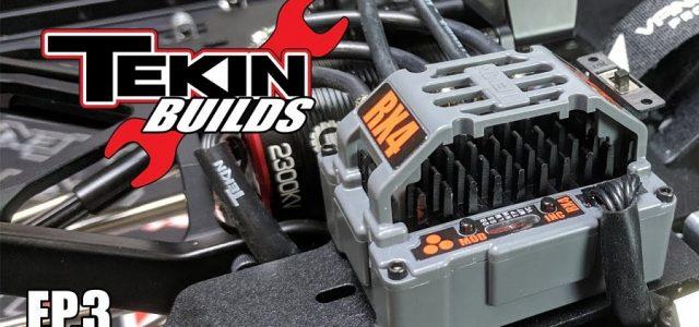 Tekin Builds Ep.3 – Vanquish VS4-10 Origin Limited Black [VIDEO]