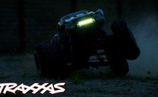 Traxxas X-Maxx High-Intensity LED Light Kit [VIDEO]