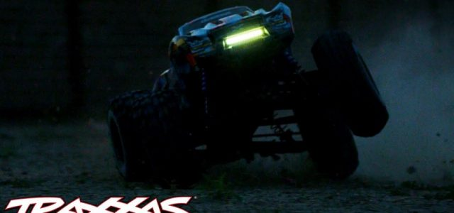 Traxxas X-Maxx High-Intensity LED Light Kit [VIDEO]