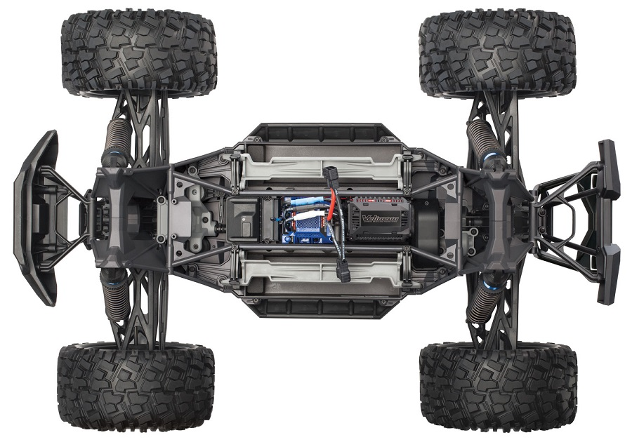 Traxxas X-Maxx Now Available In New Orange Paint Scheme