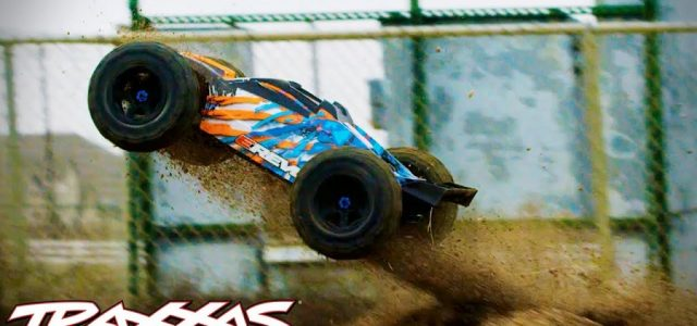 Urban Bashing With The Traxxas E-Revo [VIDEO]
