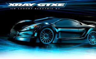 XRAY GTXE 1/8 Electric GT Kit