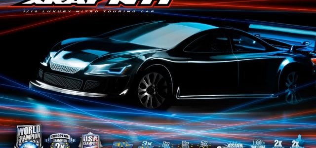 XRAY NT1 1/10 Nitro Touring Car