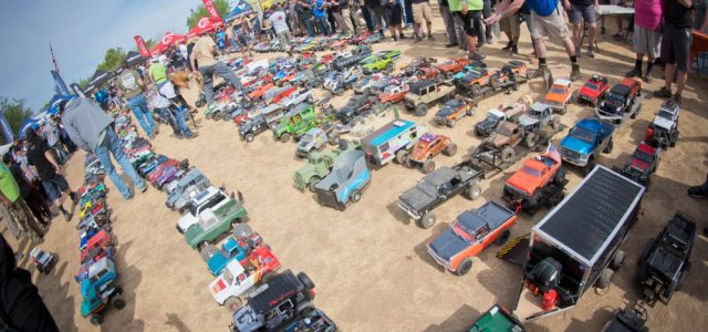 SoCal Crawling: 2019 Pro-Line by the Fire