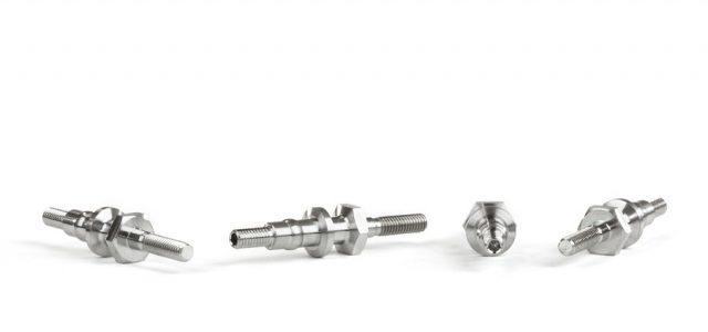 Avid EB410 / ET410 Titanium Shock Standoffs V2