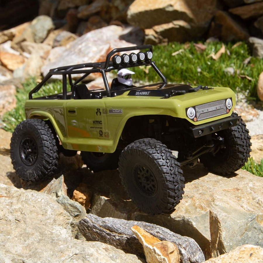 Axial SCX24 Deadbolt 1/24 Electric 4WD RTR