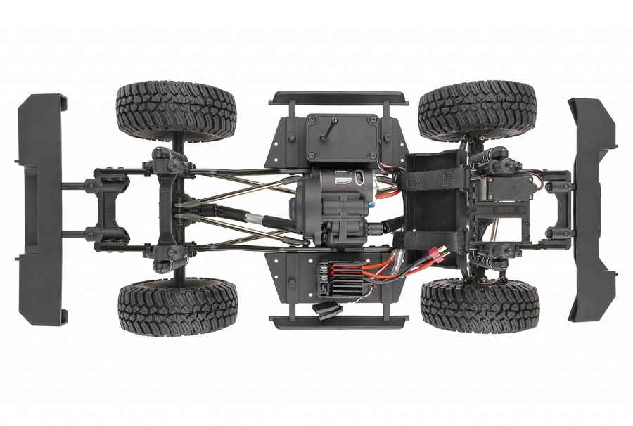 Element RC Enduro Trail Truck With Sendero Body RTR - RC Car
