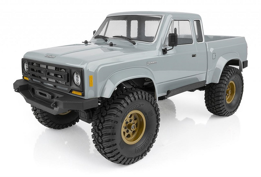 Element RC Enduro Trail Truck With Sendero Body RTR