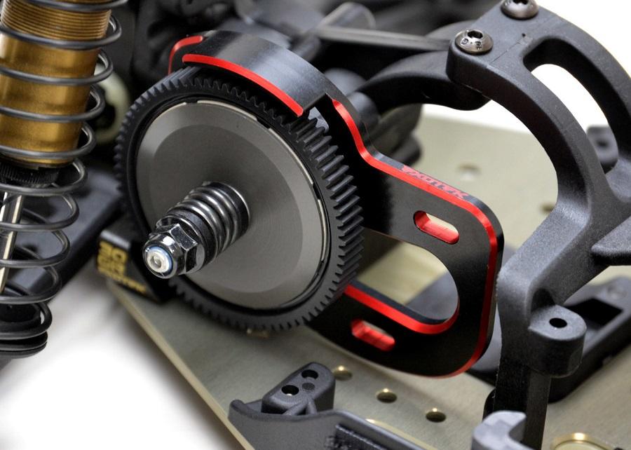 Exotek Laydown Motor Plate For The RB7