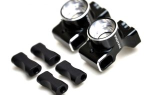 Exotek Rear Hubs With Adjustable Inserts For The TLR 5.0
