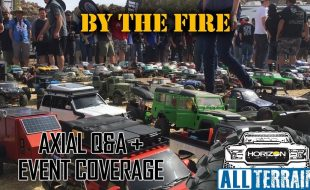 Horizon Hobby All Terrain: By The Fire Event Coverage + Axial Q&A [VIDEO]
