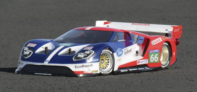 Ford GT = Gorgeous Tamiya [READER'S RIDE]