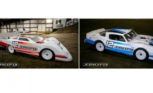 JConcepts Debut New Dirt Oval Products At Inaugural Spring Dirt Oval Nationals [VIDEO]