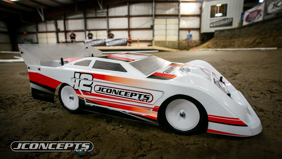 JConcepts Debut New Dirt Oval Products At Inaugural Spring Dirt Oval Nationals
