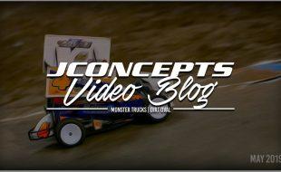 JConcepts VLog – Monster Trucks and Dirt Oval [VIDEO]