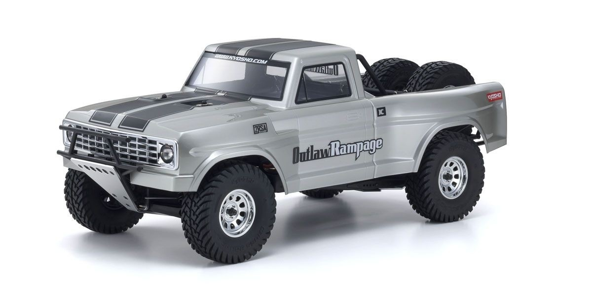 Kyosho Outlaw Rampage PRO Kit 2WD