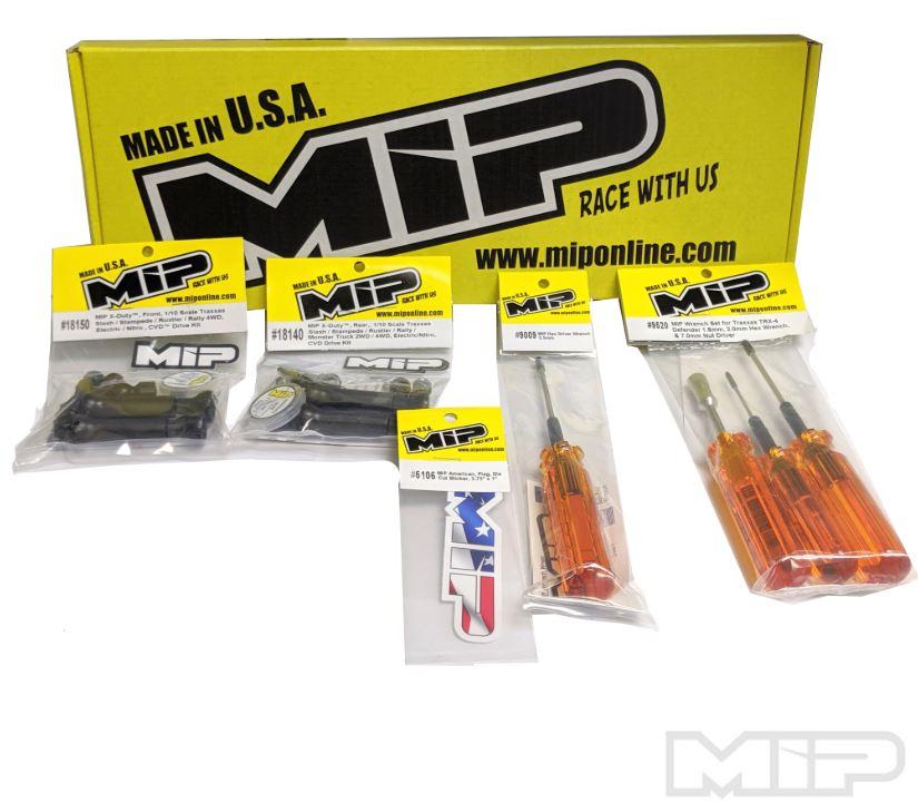 MIP Traxxas 110 4x4 Bundle
