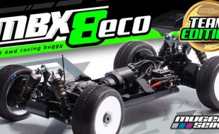 Mugen MBX8 ECO Team Edition Kit