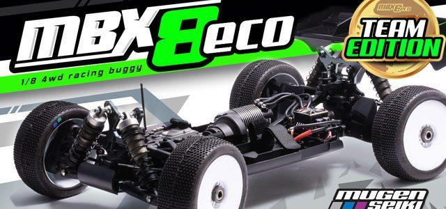 Mugen MBX8 ECO Team Edition Kit