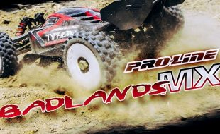 Pro-Line Badlands MX All Terrain 1:8 Buggy Tires [VIDEO]