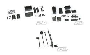 Pro-Line DIY Scale Accessory Assortments (1, 2 & 8)