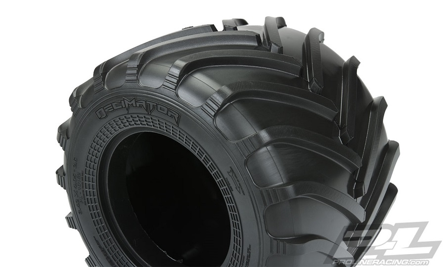 "Pro-Line Decimator 2.6"" All Terrain Tires"