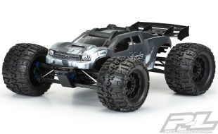 Pro-Line Pre-Cut Brute Clear Body (E-REVO® 2.0) [VIDEO]