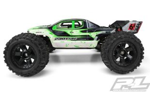 Pro-Line Pre-Cut Brute Clear Body For The ARRMA Kraton