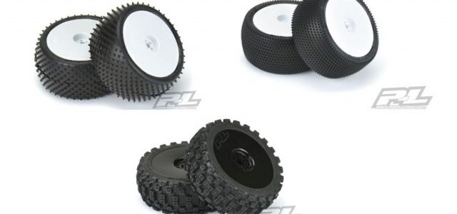 Pro-Line Releases More Pre-Mounted 2.2″, 2.8″ & 1/8 Tires