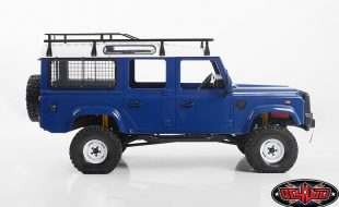 "RC4WD Collector's Edition Gelande II ""LWB"" RTR With D110 Hard Body Set [VIDEO]"