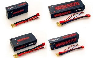 REDS Racing LiPo & LiHV Battery Packs