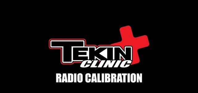 Tekin Clinic: Radio Calibration [VIDEO]