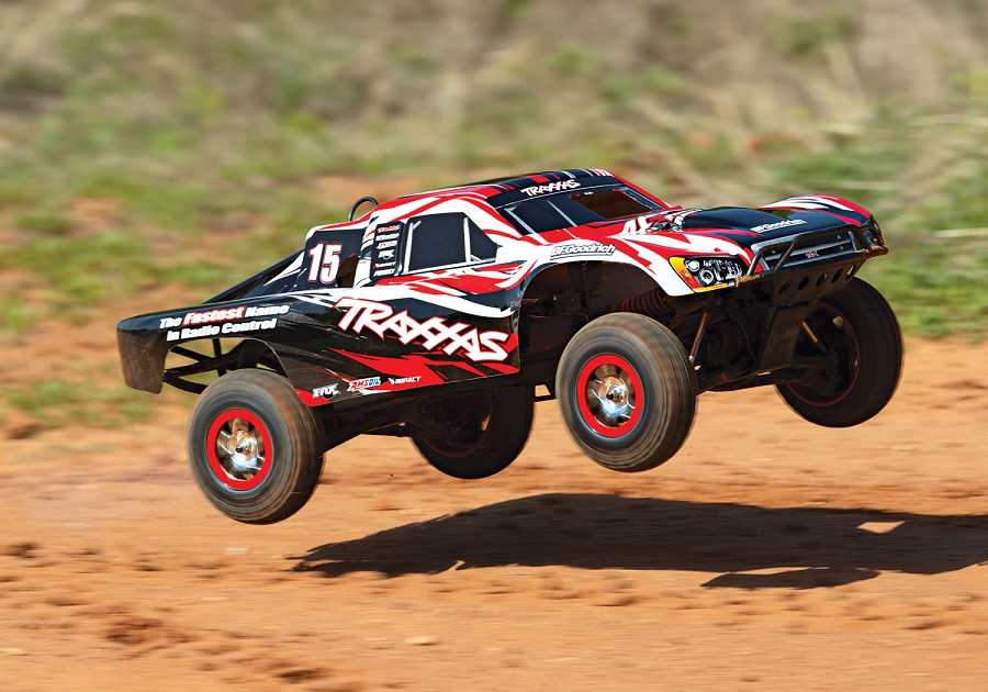 Traxxas Slayer Pro 4WD RTR Nitro Short Course Truck