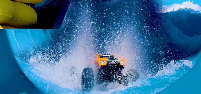 Traxxas Water Park R/C Invasion Part 2 [VIDEO]