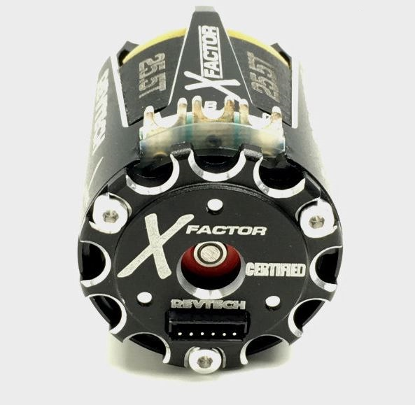 Trinity Revtech Certified Plus X-Factor 25.5T SPEC Brushless Motor (3)