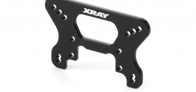 XRAY XB4 Aluminum Shock Towers