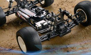 XRAY XT4 4WD Stadium Truck