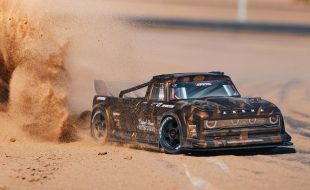 ARRMA INFRACTION 6S BLX Street Bash 1/7 4WD RTR Resto-Mod Truck [VIDEO]