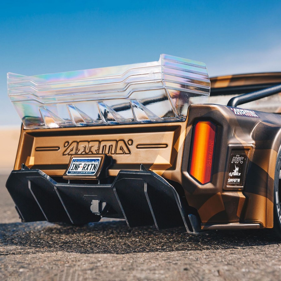ARRMA INFRACTION 6S BLX Street Bash 1/7 4WD RTR Resto-Mod Truck