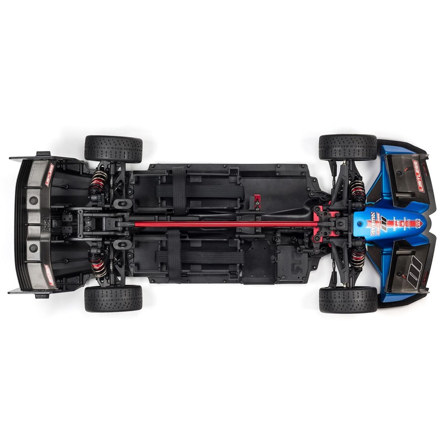 ARRMA LIMITLESS 1/7 4WD Speed Bash Roller
