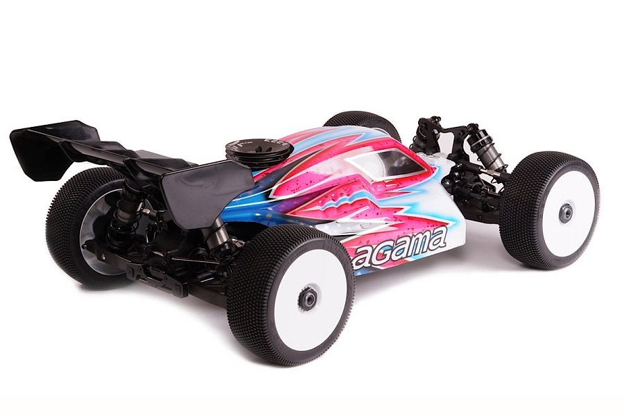 Agama A319 Nitro Buggy Kit